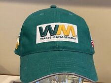 Waste Management WM Trash Recycling Hauler Team USA  Hat Cap NEW