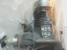 MDS 148 Pro Aero Two Stroke Nitro Engine No Silencer (Brand New) Made in Russia