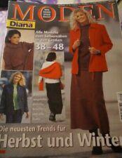 Monatliche Mode- & Lifestyle-Magazine