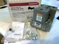Honeywell SV9641M-4510 Intermittent Pilot with Comb Air Control, SmartValve