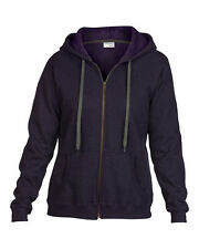 Gildan Hooded Plain Hoodies & Sweats for Women