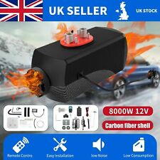maXpeedingrods AH-LCD-V3 12V 5000W LCD Air Diesel Heater Planar for Car, Truck