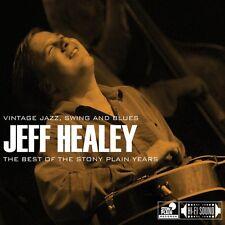 Jeff Healey - Best of the Stony Plain Years: Vintage Jazz [New CD]