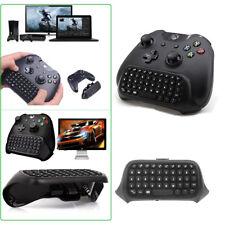 Xbox ONE 2.4G MINI WIRELESS KEYBOARD CHAT PAD w/ 3.5mm Jack - GAMING KEYPAD