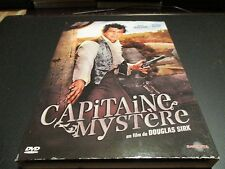 "DVD ""CAPITAINE MYSTERE"" Rock HUDSON, Barbara RUSH / Douglas SIRK"