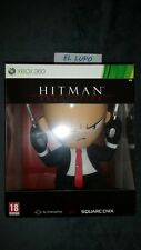 HITMAN ABSOLUTION DELUXE EDITION XBOX 360 NEUF SOUS BLISTER VERSION FRANCAISE