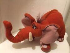 "Disney Tarzan Tantor 10"" Elephant Plush Stuffed Animal Toy"