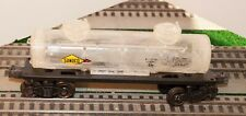 Lionel 2465 Sunoco Tank Car- ClearShell Paint Removed