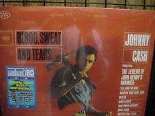 JOHNNY CASH BLOOD SWEAT TEARS Sealed 1STEDITION 180G LP