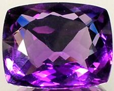 "19thC Antique 27ct Scotland Amethyst Gem of Ancient Roman Jupiter ""Lord of Gods"""