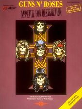 Guns N' Roses Appetite for Destruction Sheet Music Play It Like It Is  002506953