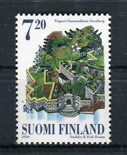 Finlandia /Finland 2000 Fortezza marittima di Suomeninna MNH