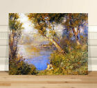 "Classic Australian Fine Art CANVAS PRINT 8x12"" Frederick Mccubbin Golden Light"