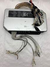 JBL MS-8 System Integration Digital Processor Equalizer Amplifier