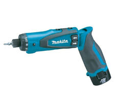 MAKITA  DF010DSE 7.2 Volt Lithium-Ion Cordless Driver-Drill (Bare Tool Only)