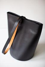 Building Block Basket Bag Black