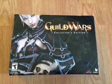 Guild Wars Collector's Edition PC Video Game Complete Headset Art Book