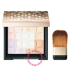 New Shiseido Maquillage Dramatic Mood Veil Face Color Compact Case Set Silky