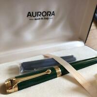 Aurora Fountain Pen Midori Green Limited Edition Tsugaru Nanako Nuri Nib M
