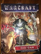 Warcraft GUL'DAN 6inch Figure W/ Accessory *Brand New!*
