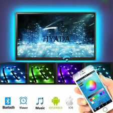 USB Bias Lighting LED TV Backlight Strip with Android IOS Bluetooth APP Remote
