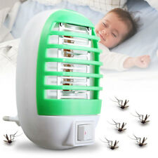 Electronic LED Mosquito Fly Killer Fly Bug Insect Zapper Trap Catcher UV Lamp