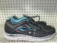 Brooks Addiction 12 Womens Athletic Running Training Shoes Size 11 Gray Blue
