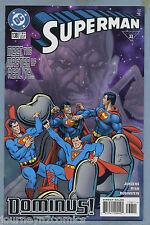 Superman #138 1998 Dan Jurgens Paul Ryan DC