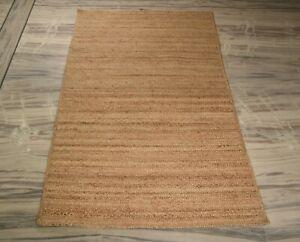 Home Decorative Jute Natural Rug Bedroom Beautiful Rectangle Carpet