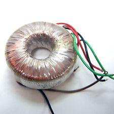 ITP AUDIO POWER TOROID TRANSFORMER HIFI. P: 220V. S1: 0-25VD. S2: 16.5-16.5VM
