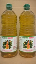 2 Botellas Aceite de oliva desde Marruecos Oued Souss 2 x 1 l 100 % Natürlich
