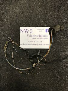 Jeep Grand Cherokee Wj Rear Parking Sensors With Loom 99-04