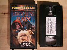 The Devils Rain VHS Widescreen Digital Remaster Shatner Travolta Rare OOP VCI