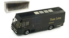 Spark S0272 Lotus F1. 'JPS Square' Team Race Transporter 1973-1987- 1/43 Scale