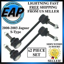 For 2000-2003 Jaguar S-Type x2 Front Suspension Stabilizer Sway Bar Link NEW