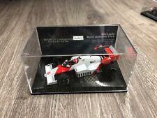Minichamps 1:43 F1 World Champion Collection: 1984 Mclaren MP4-2 Niki Lauda