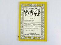 National Geographic Magazine January 1949 Volume XCV Number 1
