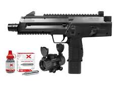 Umarex Steel Storm CO2 BB Gun Kit - 0.177 cal  Walther Top Point Sight BBs CO2