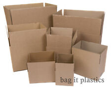More details for .cardboard boxes - single wall packing cartons storage removals mailing post box