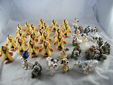 LOT OF MCDONALD'S 101 DALMATIANS HAPPY MEAL TOYS WITH SETS AND MANY EXTRAS