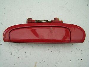 Kia Picanto Rear left exterior door handle (2004-2007) NSR