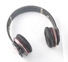 """Beats by Dr. Dre Solo HD Headband Headphones Monster Black- 1702JK """"PLEASE READ"""""""