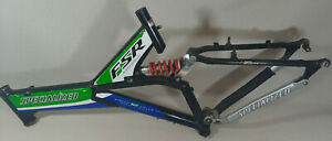 "Rare 1998 Specialized Ground Control FSR Extreme bike Frame 19"" MTB"