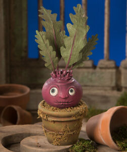 Bethany Lowe BLOOD CURDLING BEET Halloween Plant Figure (TD9059)