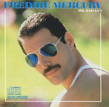 CD Freddie Mercury Mr. Bad Guy Columbia