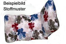 Auflage Polsterauflage Baumwolle fuer Relaxliege 175x50cm Modell 100