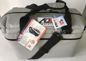 AO Cooler 24 Pack Vinyl Soft Cooler (AOFI24SL)