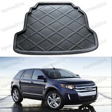 1Pcs OEM Cargo Tray Trunk Mat Liner Waterproof For Ford Edge 2.0L 2011-2014