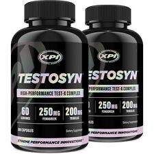 Testosyn (2 pack) - Testosterone Booster - Boost Sex Drive, Libido & Energy