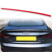 Fyralip Y21 Trunk Lip Spoiler For Audi A5 S5 RS5 Sportback B9 Custom Painted
